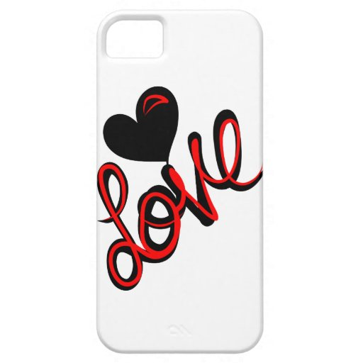 Heart of Love iPhone 5 Cases