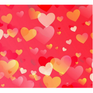 Heart of Love Photo Cutout