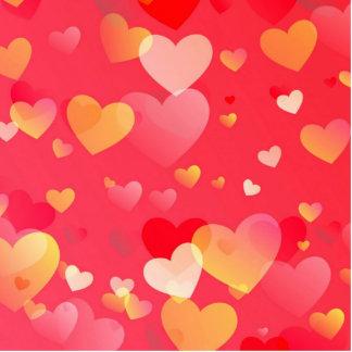 Heart of Love Photo Sculptures