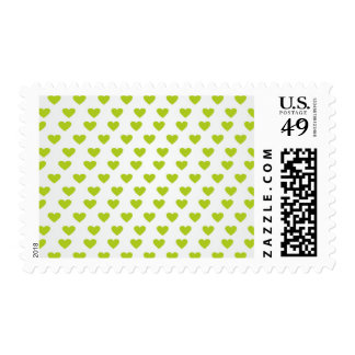 Heart of Love Postage Stamps