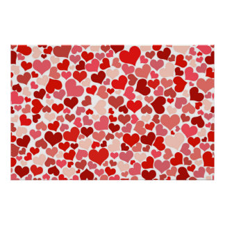 Heart of Love Print