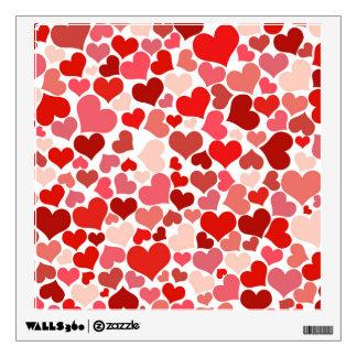 Heart of Love Room Sticker