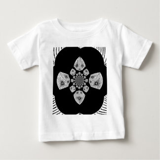 Heart of Madness Abstract Baby T-Shirt