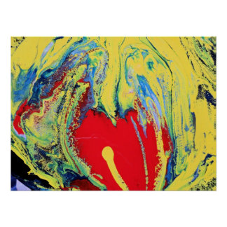 HEART OF MARBLE POSTER