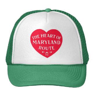 Heart of Maryland Trucker Hat