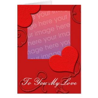 Heart of Mine Card