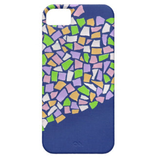 Heart of mosaic iPhone 5/5S covers