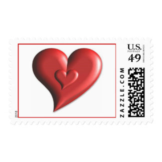 Heart Of My Heart Postage