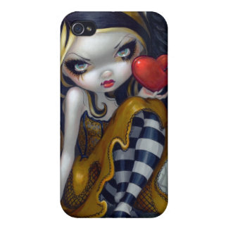 Heart of Nails iPhone 4 Case