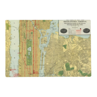 Heart of New York Placemat