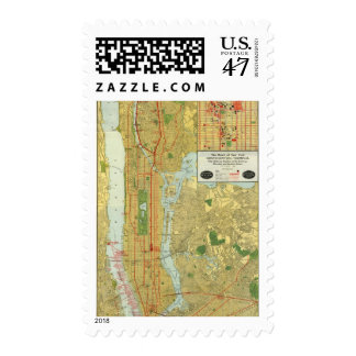 Heart of New York Postage