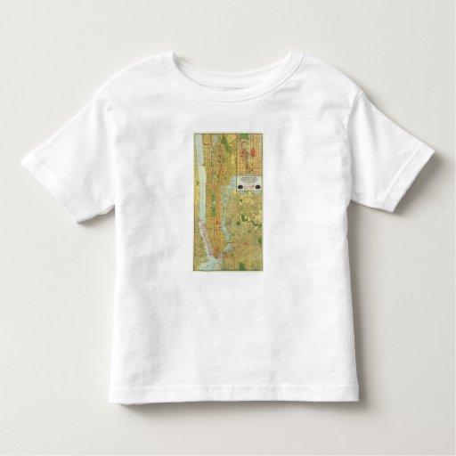 Heart of New York Toddler T-shirt