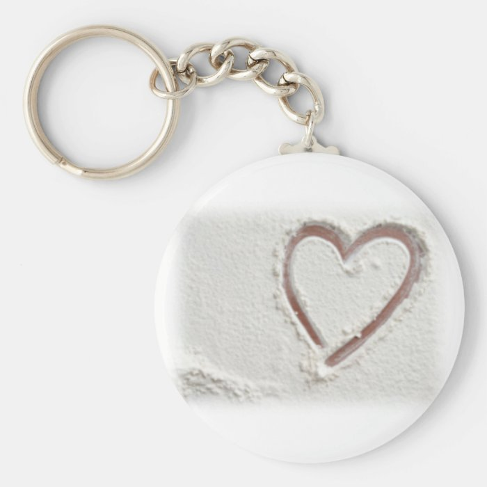 Heart of Sand Keychain