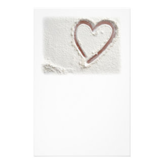 Heart of Sand Stationery