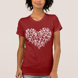 Heart Of Skulls Tshirt