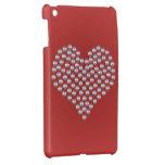 Heart of Steel iPad Mini Case