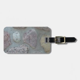 Heart of Stone Bag Tag