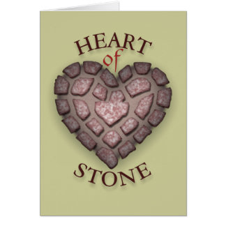 heart of stone card