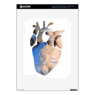 Heart of Stone iPad 3 Decals