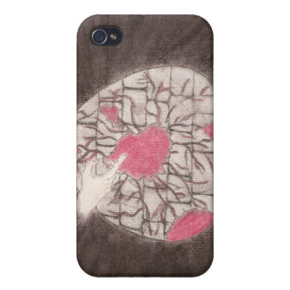 Heart of Stone iPhone 4 Case