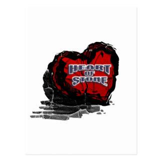Heart of Stone Postcard