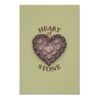 Heart of Stone Poster