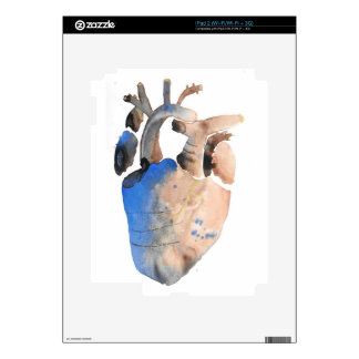 Heart of Stone Skin For iPad 2