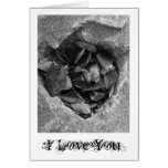 Heart of Stone; Sweet Nothings Greeting Cards
