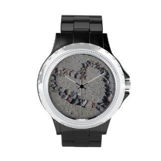 Heart of stone wrist watch