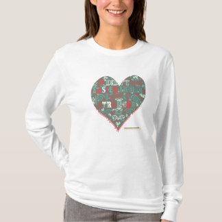 Heart of strength T-Shirt