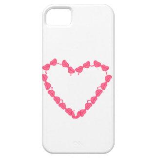 Heart of Sunglasses iPhone SE/5/5s Case