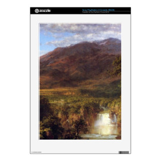 Heart of the Andes by Frederic Edwin Church PS3 Decals