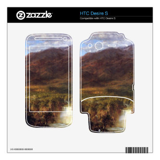 Heart of the Andes by Frederic Edwin Church HTC Desire S Decal