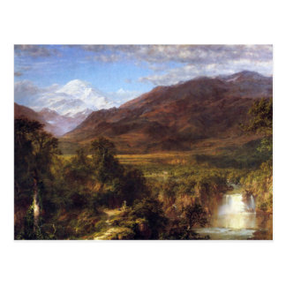 Heart of the Andes by Frederick Edwin Church Postcard