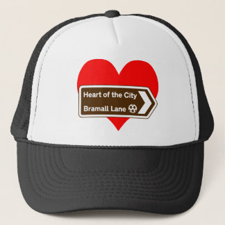 Heart of the City Trucker Hat