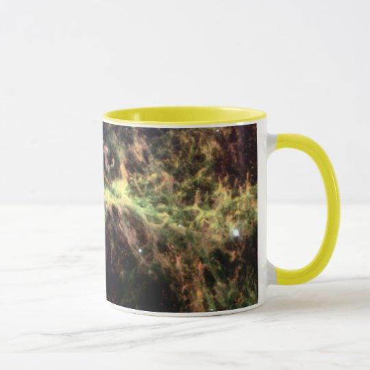 Heart of the Crab Nebula Mug