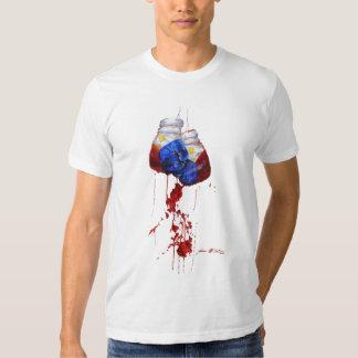 Heart of the Filipino Warrior Tee Shirt
