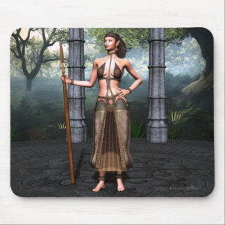 Heart Of The Forest Fantasy Mousepad