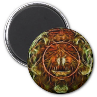 Heart of the Gaia Spirit (Magnet)
