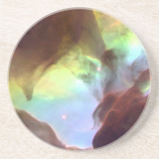 Heart of the Lagoon Nebula Drink Coaster
