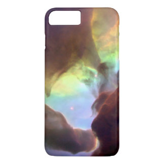 Heart of the Lagoon Nebula iPhone 8 Plus/7 Plus Case