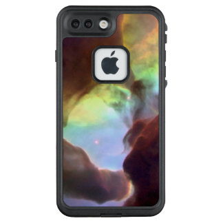 Heart of the Lagoon Nebula LifeProof FRĒ iPhone 7 Plus Case