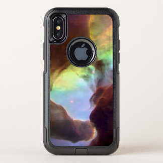 Heart of the Lagoon Nebula OtterBox Commuter iPhone X Case