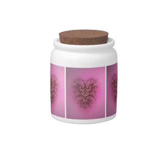 Heart of The Mist Candy Jars