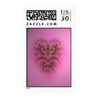 Heart of the Mist Postage