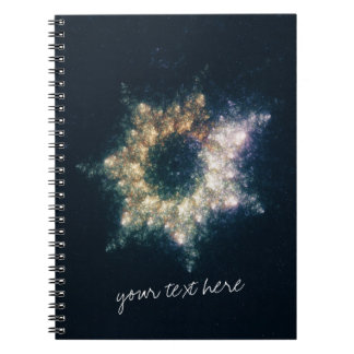 Heart of the mists | Custom Spiral Notebooks