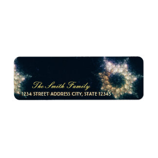 Heart of the mists   Shipping Return Address Label