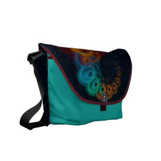 Heart of the Sea Seahorse Messenger Bag
