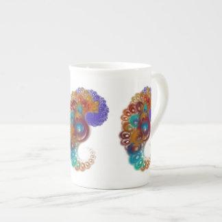Heart of the Sea Seahorse Tea Cup