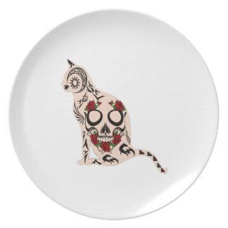 Heart of the Skull Dinner Plate